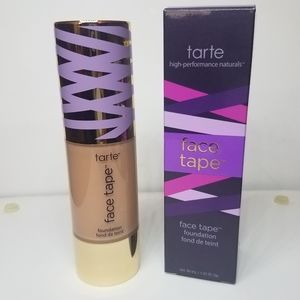 🔥NWT Tarte Face Tape Foundation 27B